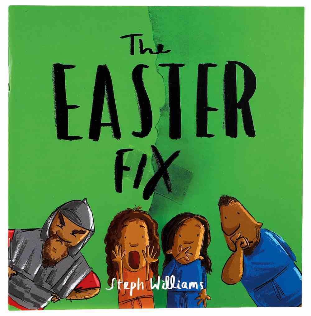 The Easter Fix (Little Me, Big God Series) Paperback