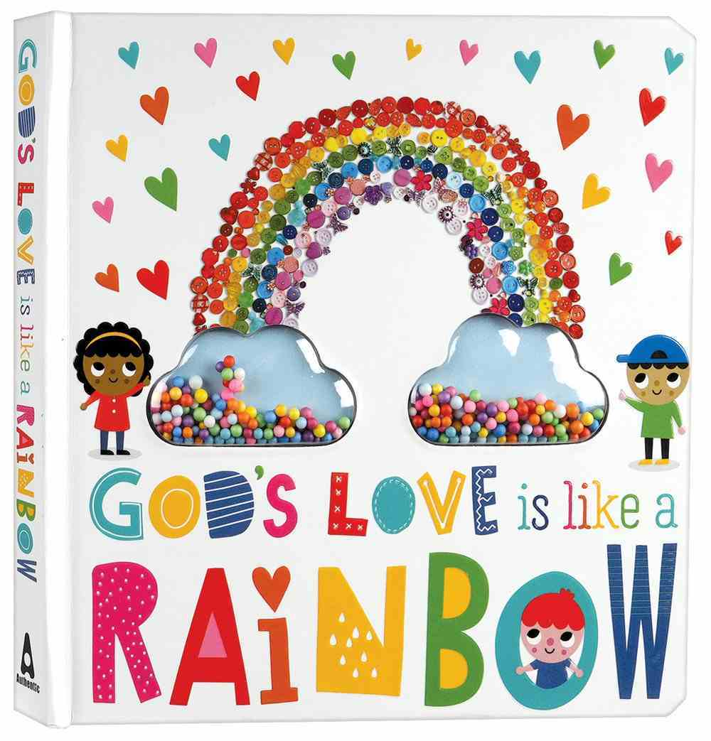 God's Love is Like a Rainbow Board Book