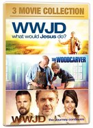 Wwjd: What Would Jesus Do 3-Movie Collection DVD