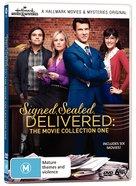 Signed, Sealed, Delivered: The Movie Collection 1 (6 Dvd Set) DVD