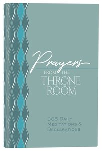 Product: Prayers From The Throne Room Image