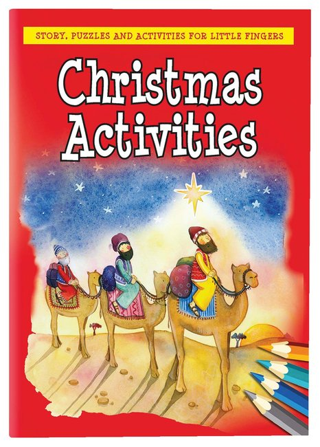 Product: Christmas Activities Image