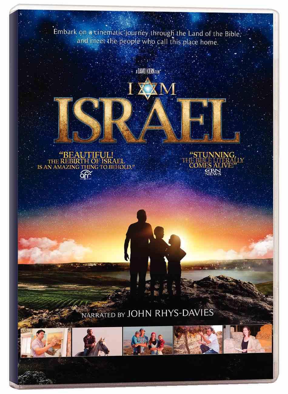I Am Israel DVD