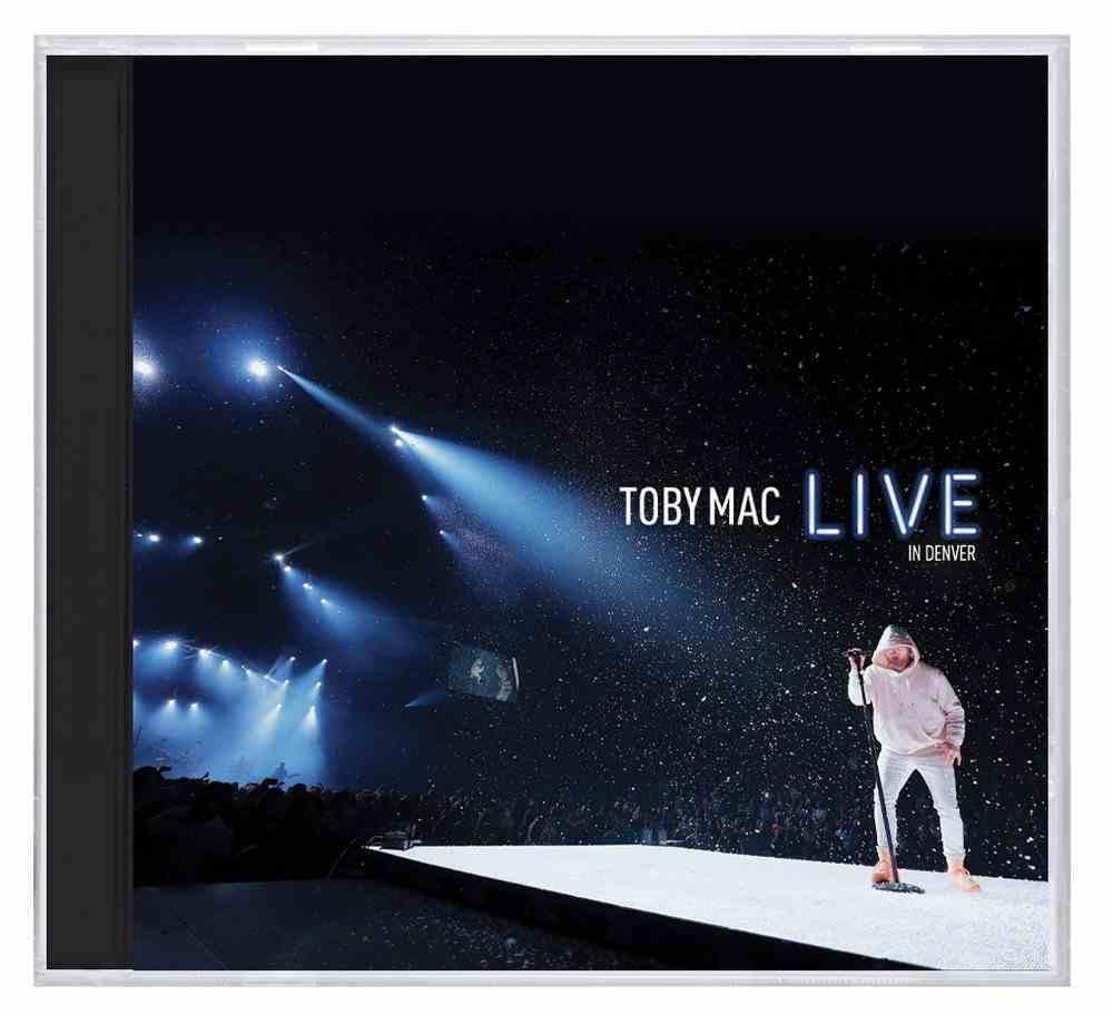 Live in Denver CD & DVD CD