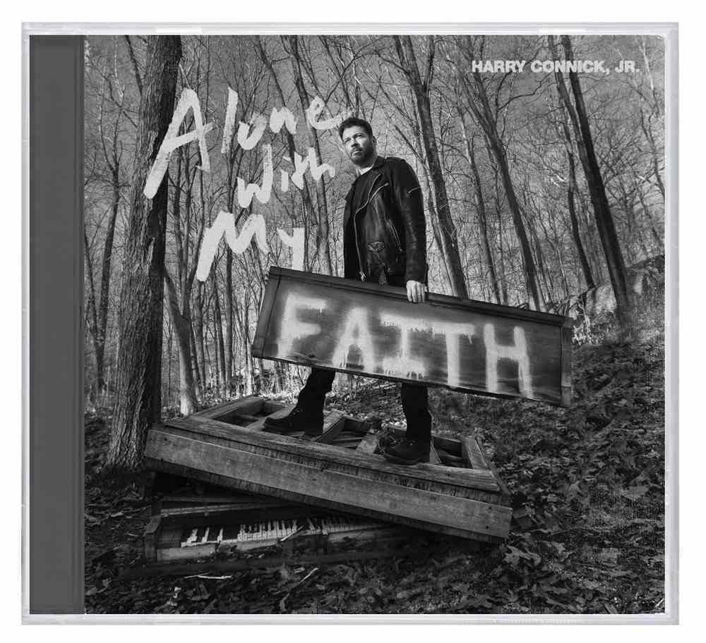 Alone With My Faith CD
