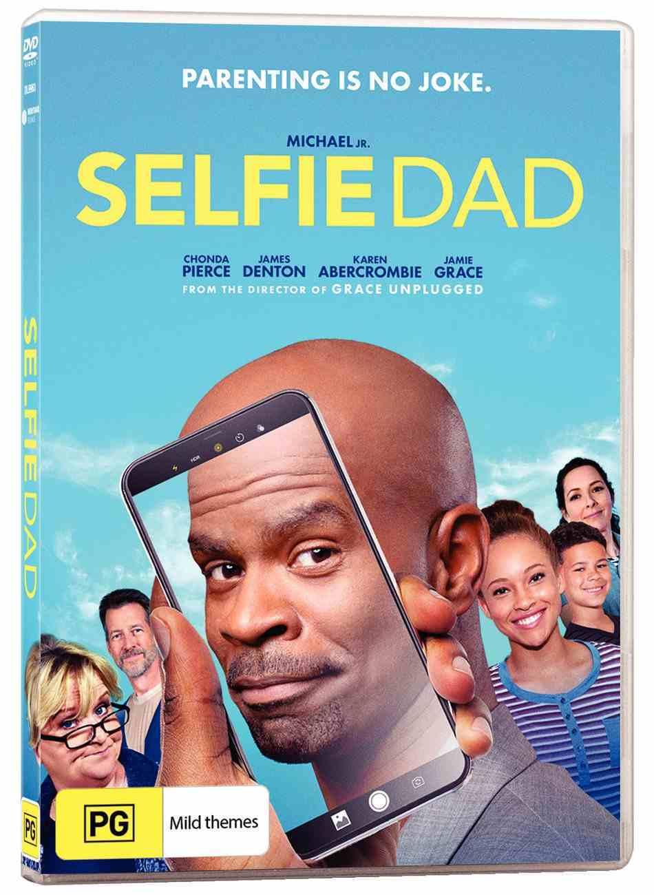 Selfie Dad DVD