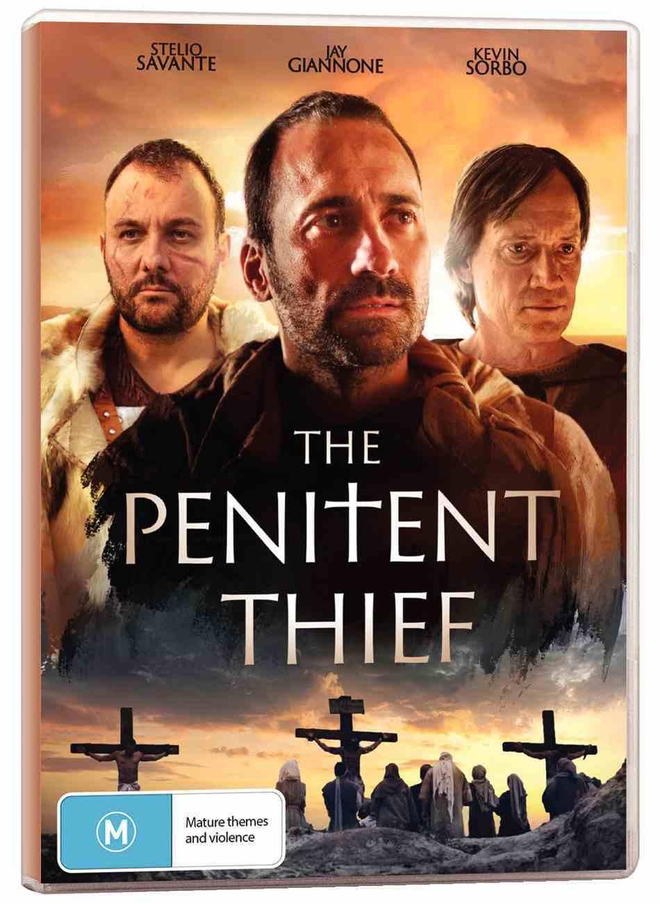 The Penitent Thief (2021 Movie) DVD