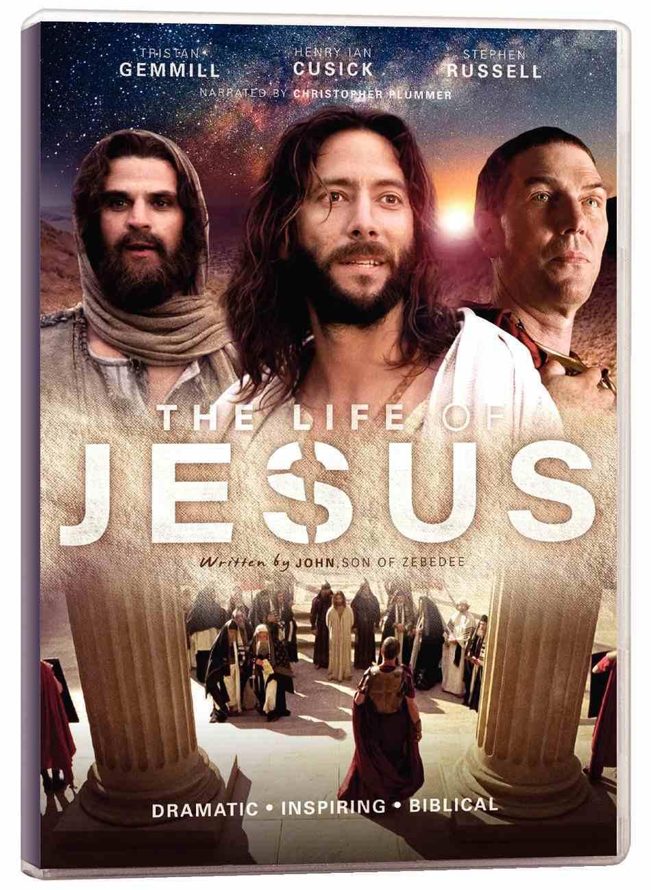 Life of Jesus (Previously John, Visual Bible Gospel Of John) DVD