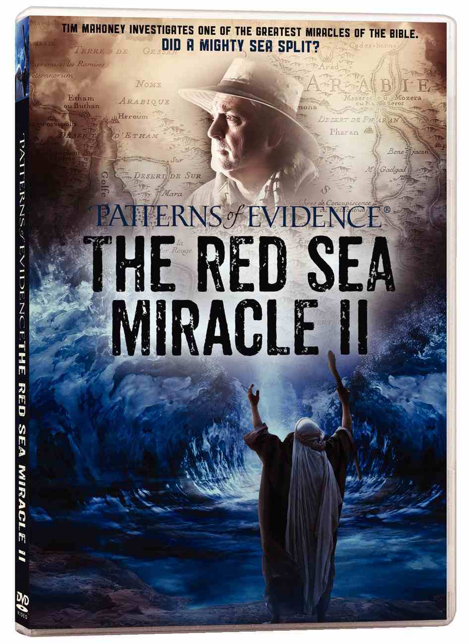 Patterns of Evidence: The Red Sea Miracle II (Two) DVD