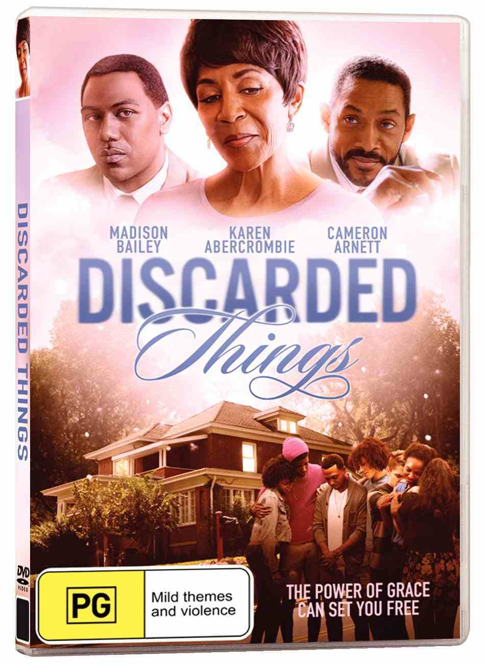 Discarded Things DVD