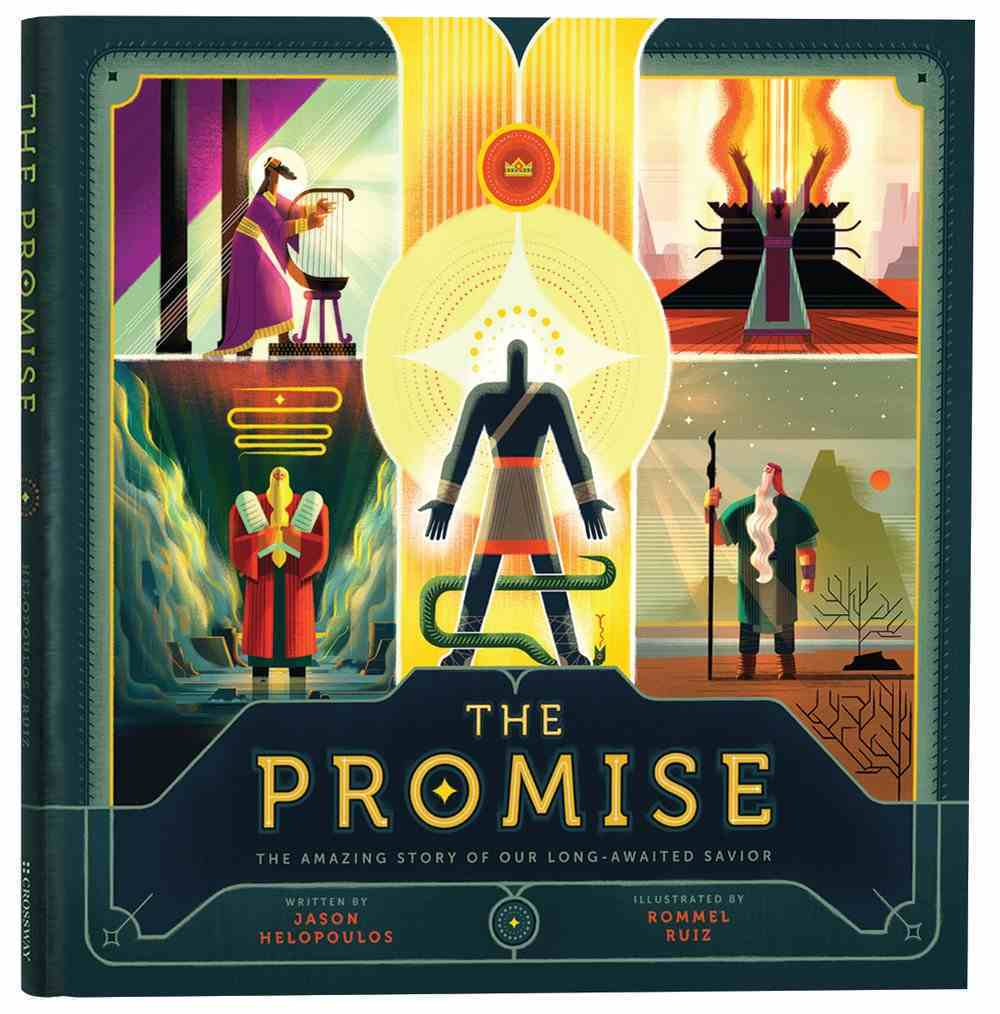The Promise: The Amazing Story of Our Long-Awaited Savior Hardback