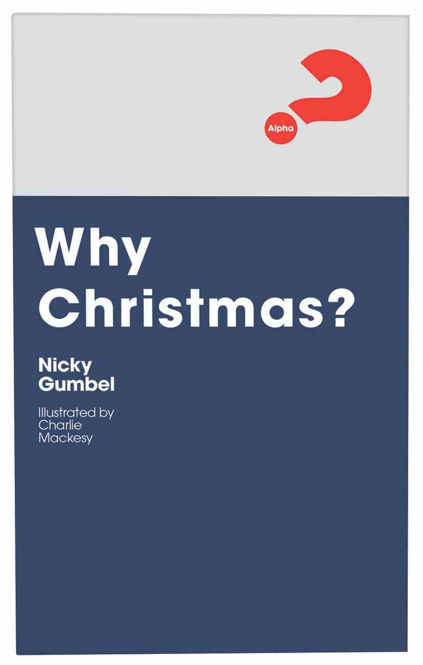 Why Christmas? (2021) (Alpha Course) Paperback