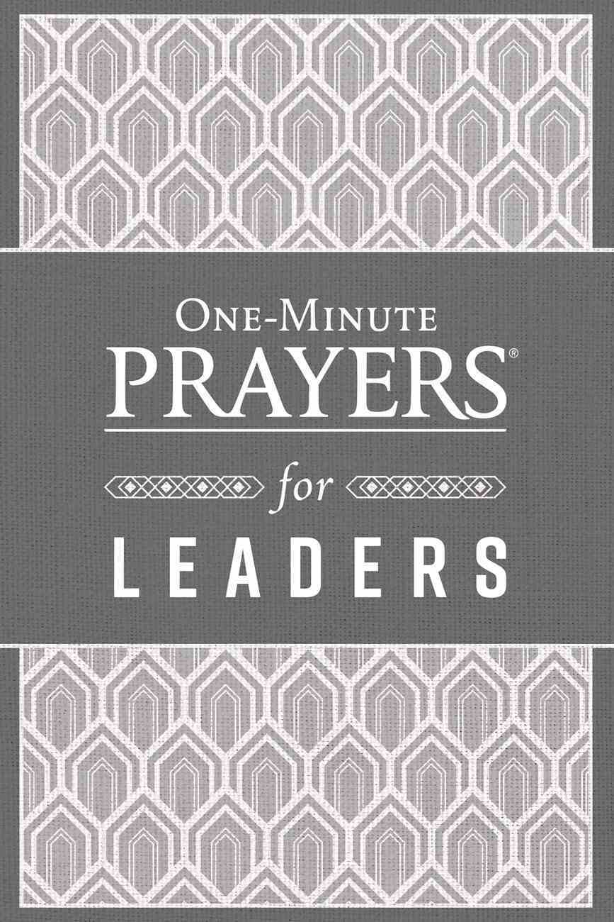 One-Minute Prayers For Leaders eBook
