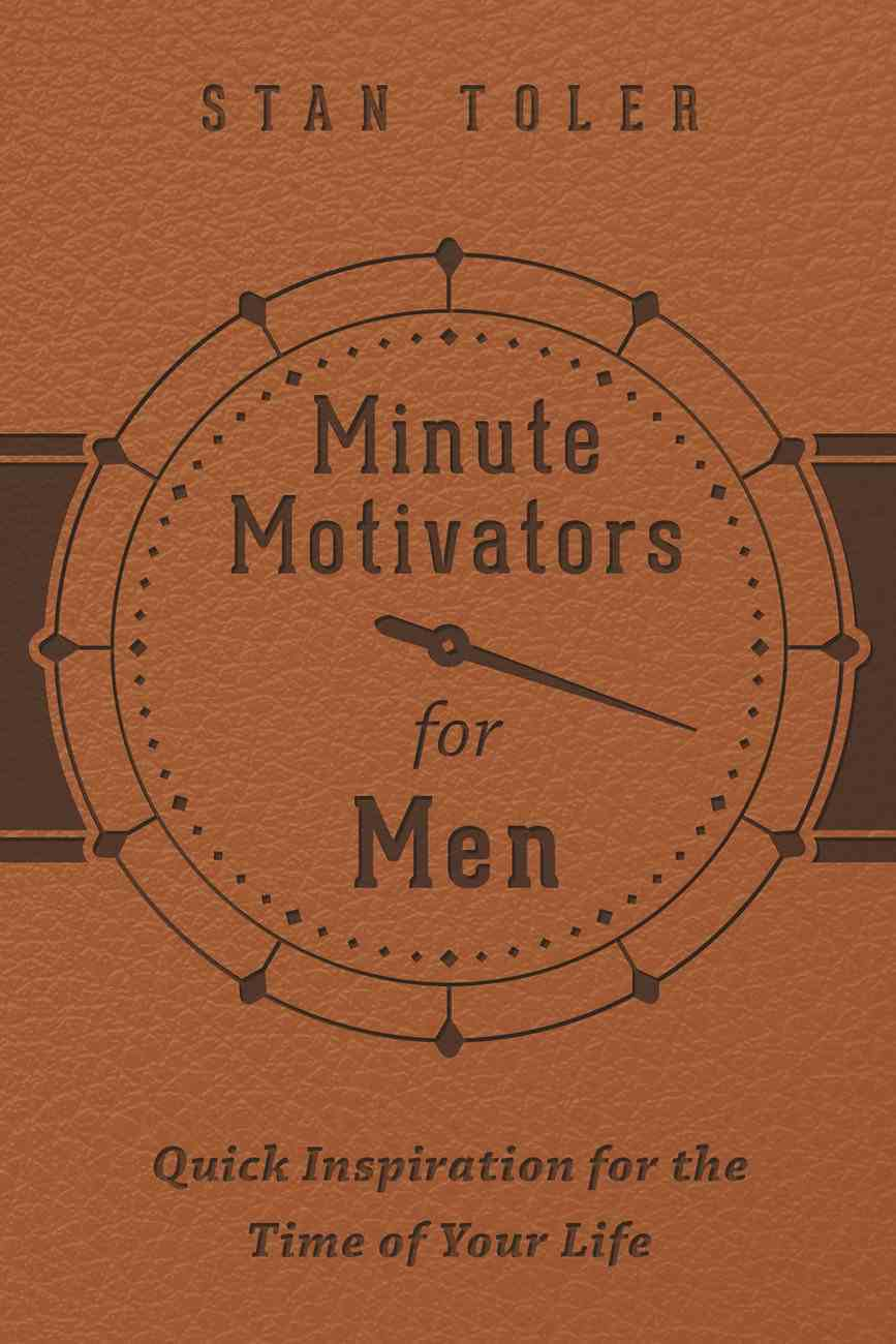 Minute Motivators For Men eBook