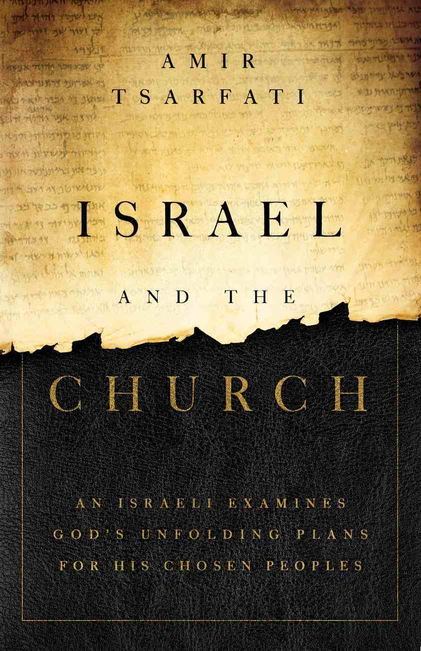 Israel and the Church eBook
