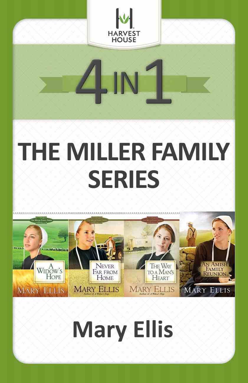 The Miller Family Series 4-In-1 (Miller Family Series) eBook