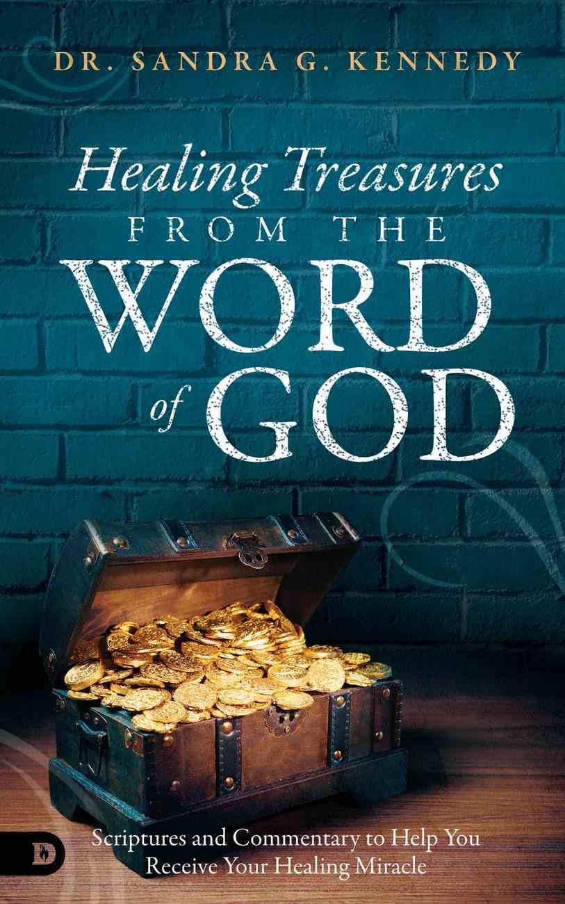 Healing Treasures From the Word of God eBook