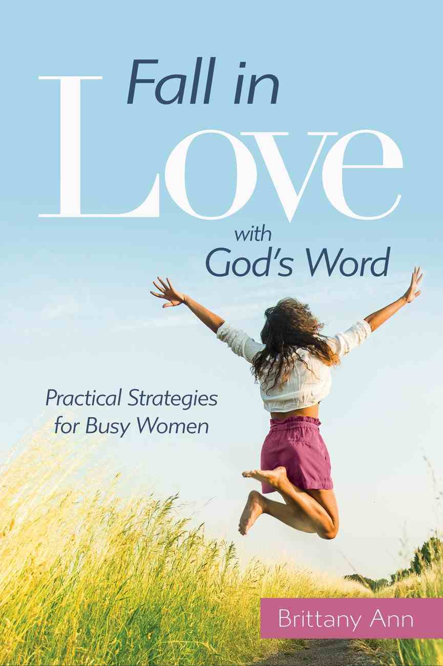 Fall in Love With God's Word eBook