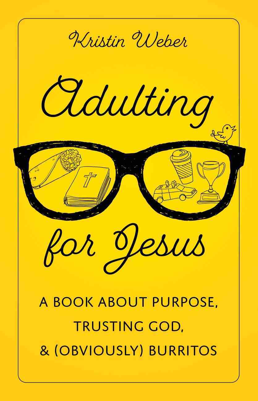 Adulting For Jesus eBook