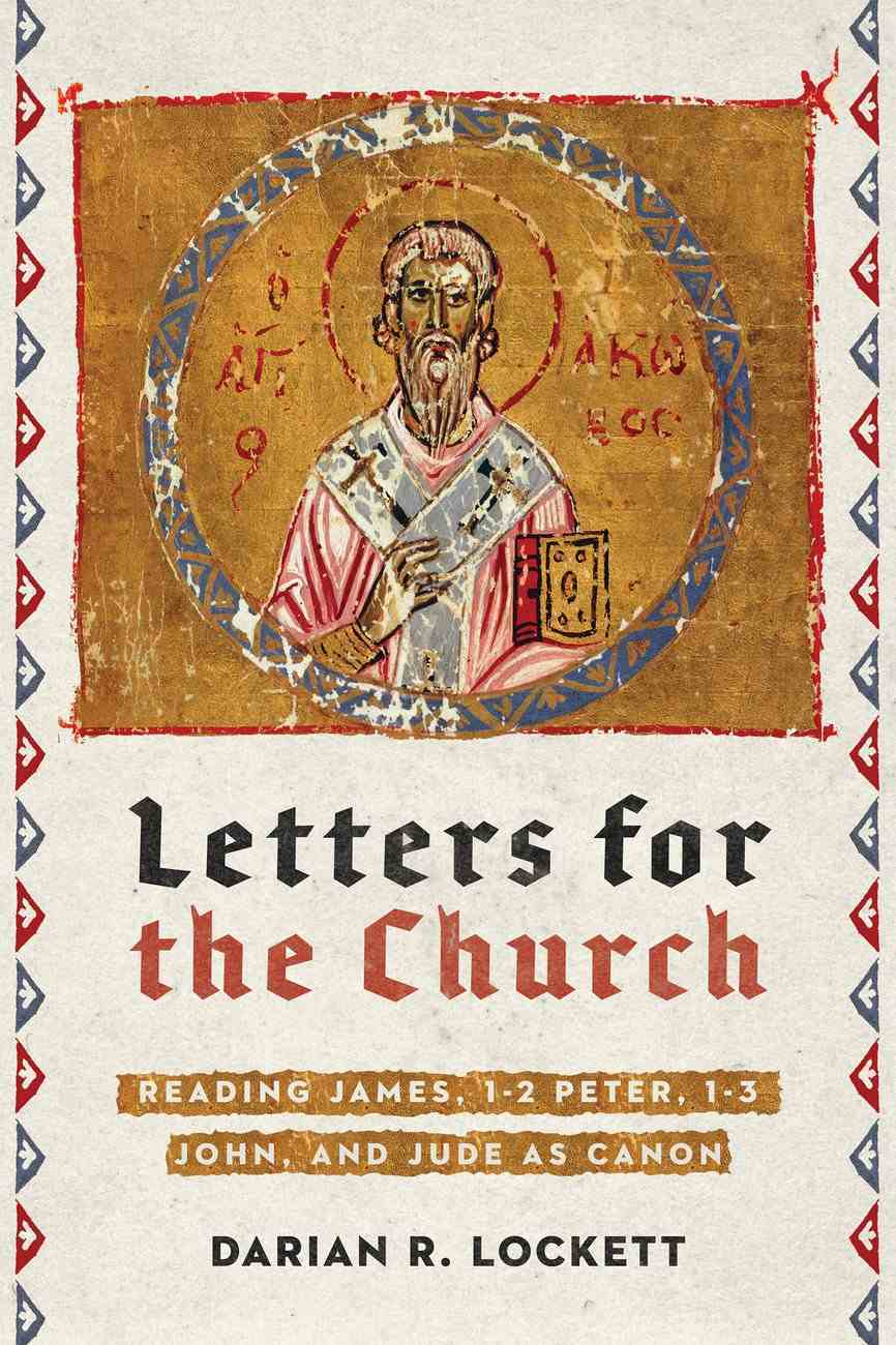 Letters For the Church eBook