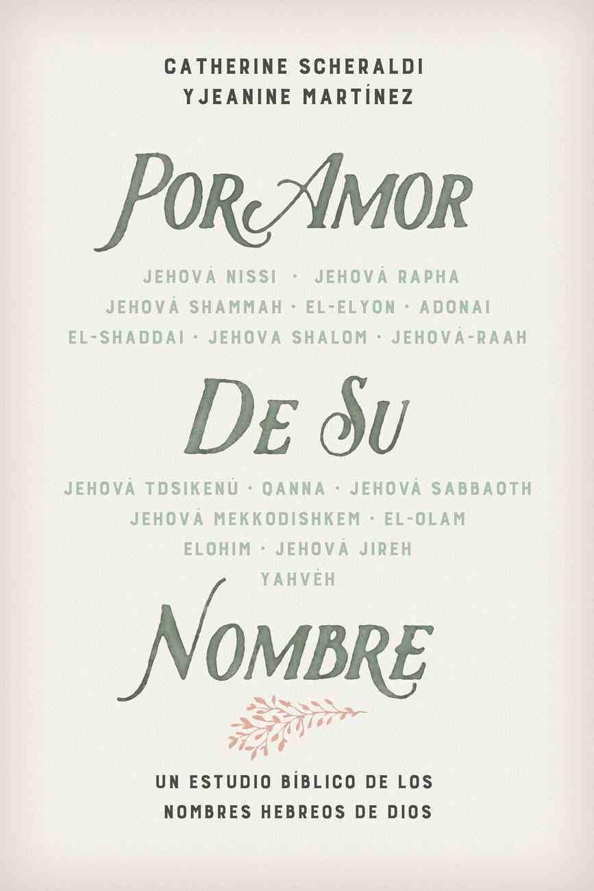 Por Amor De Su Nombre eBook