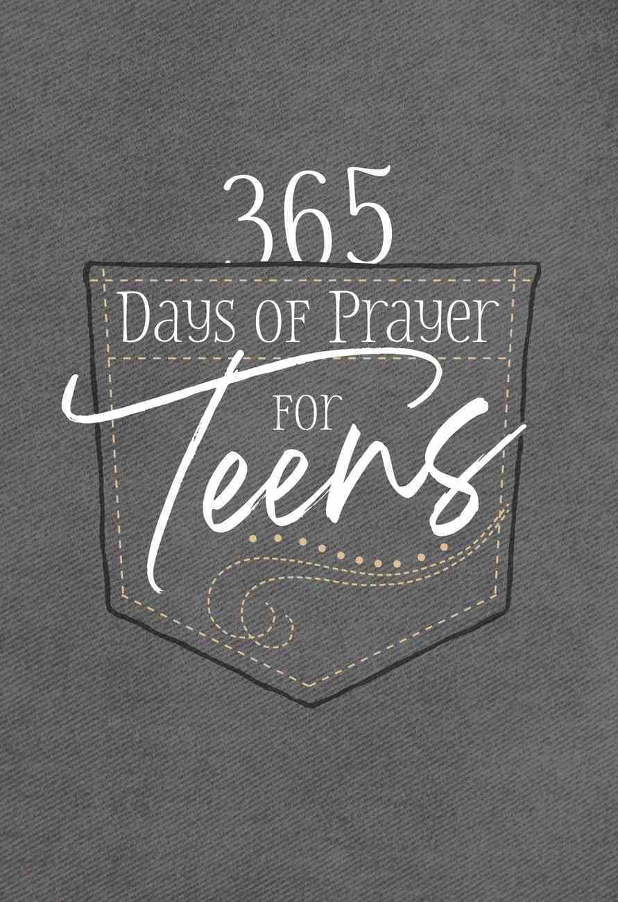 365 Days of Prayer For Teens eBook
