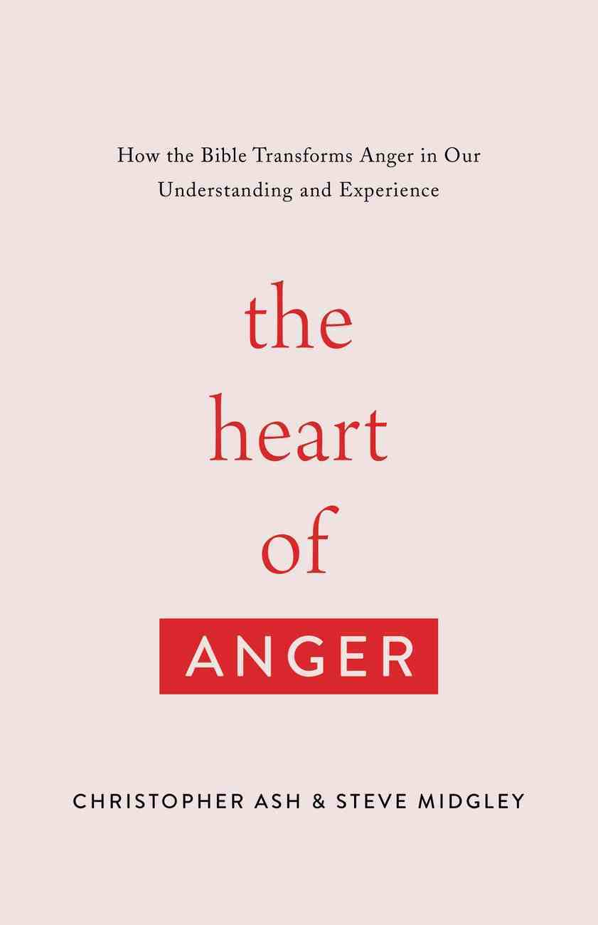 The Heart of Anger eBook