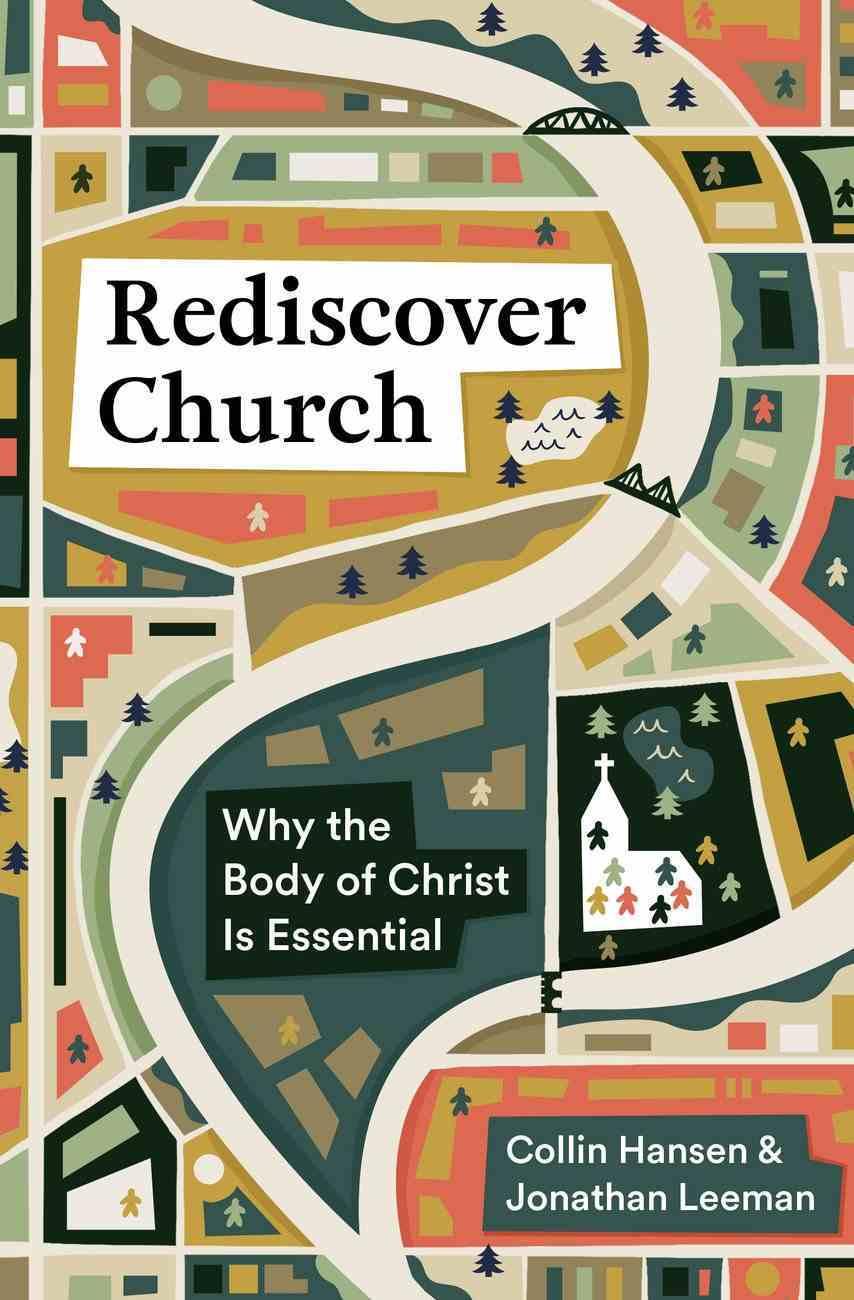 Rediscover Church eBook