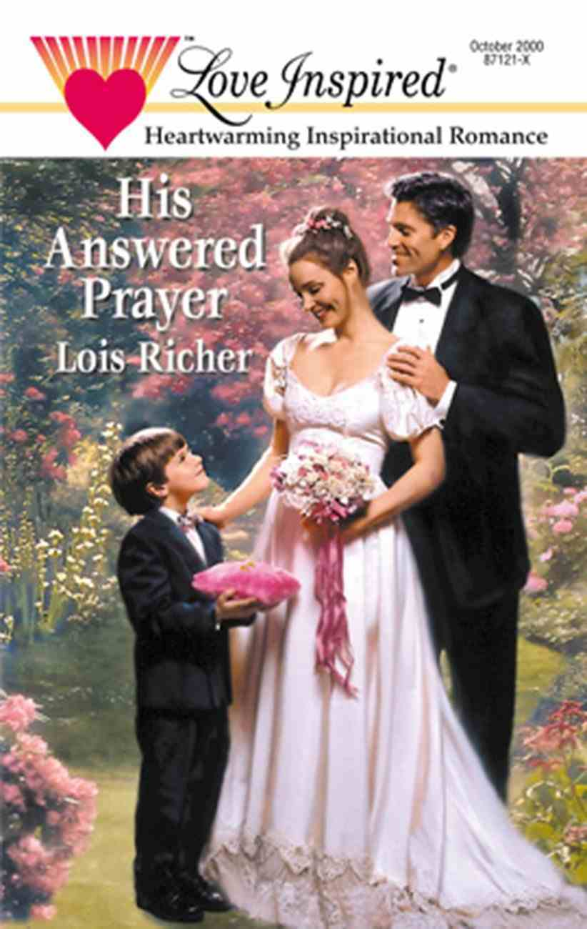 His Answered Prayer (Love Inspired Series) eBook