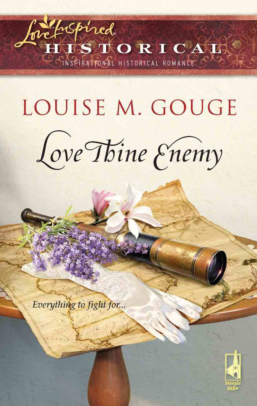 Love Thine Enemy (Love Inspired Historical Series) eBook