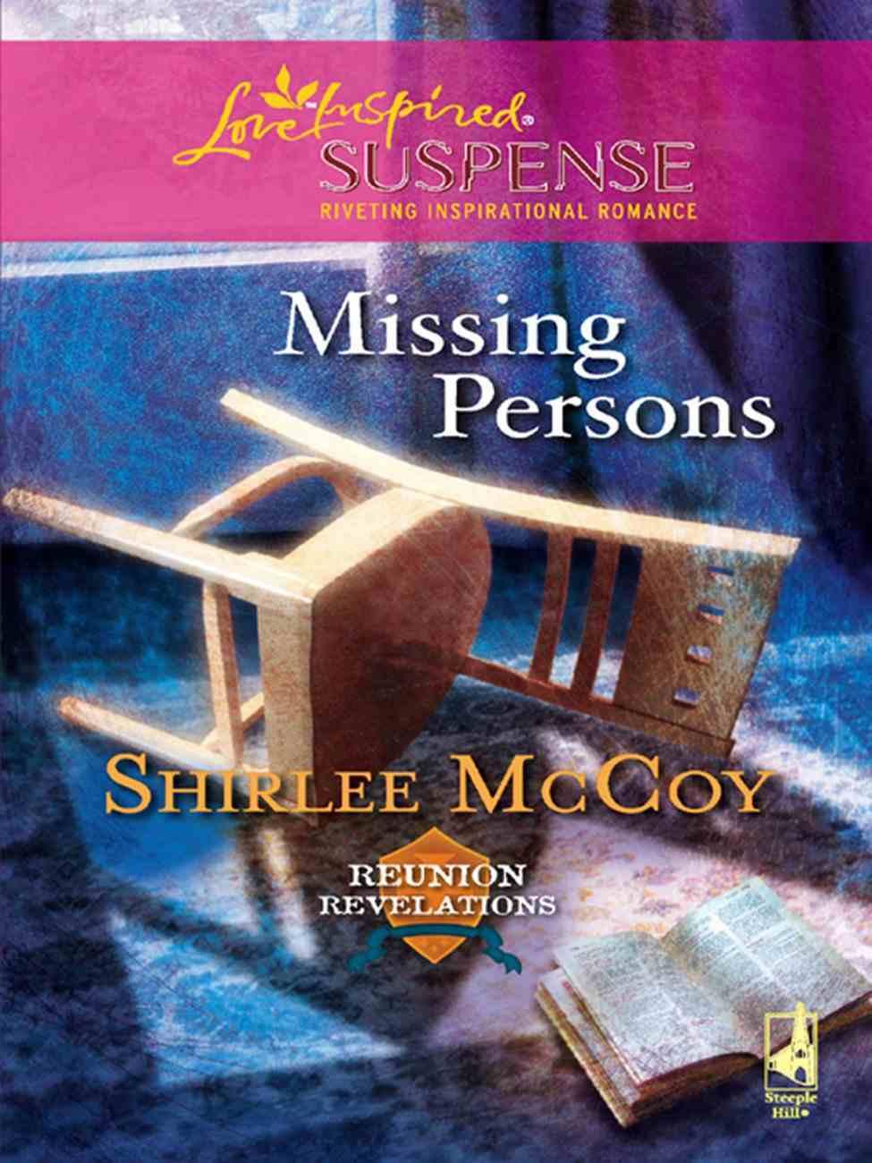 Missing Persons (Love Inspired Suspense Series) eBook