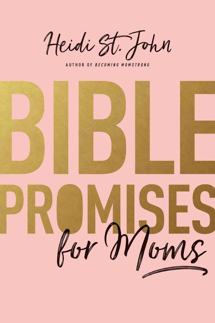 Bible Promises For Moms eBook