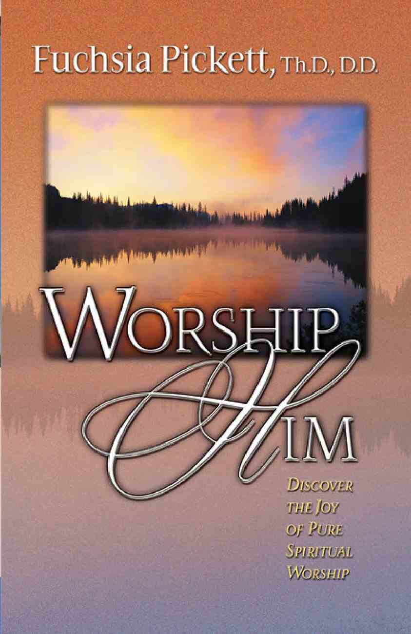 Worship Him eBook