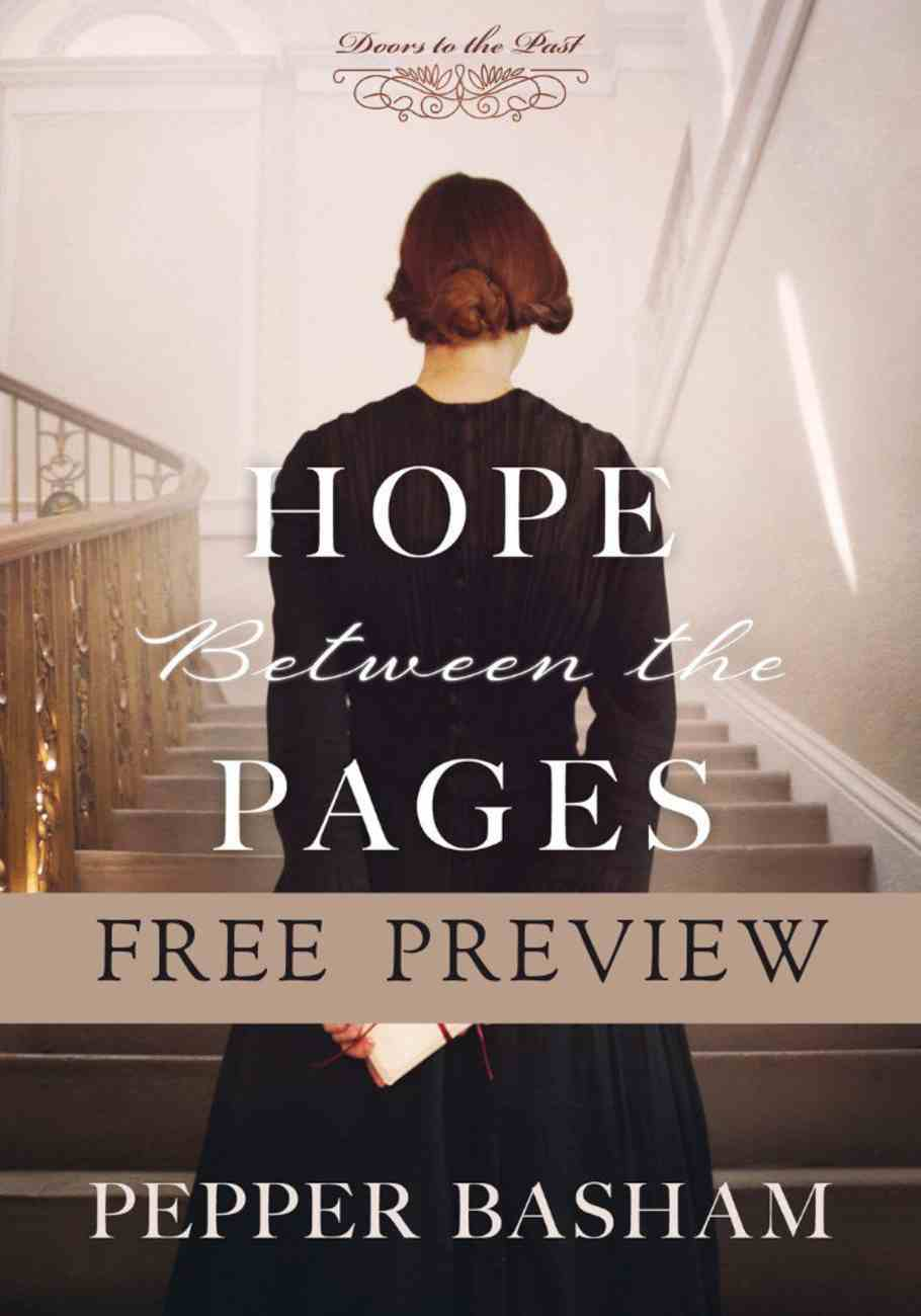 Hope Between the Pages (Free Preview) (Doors To The Past Series) eBook