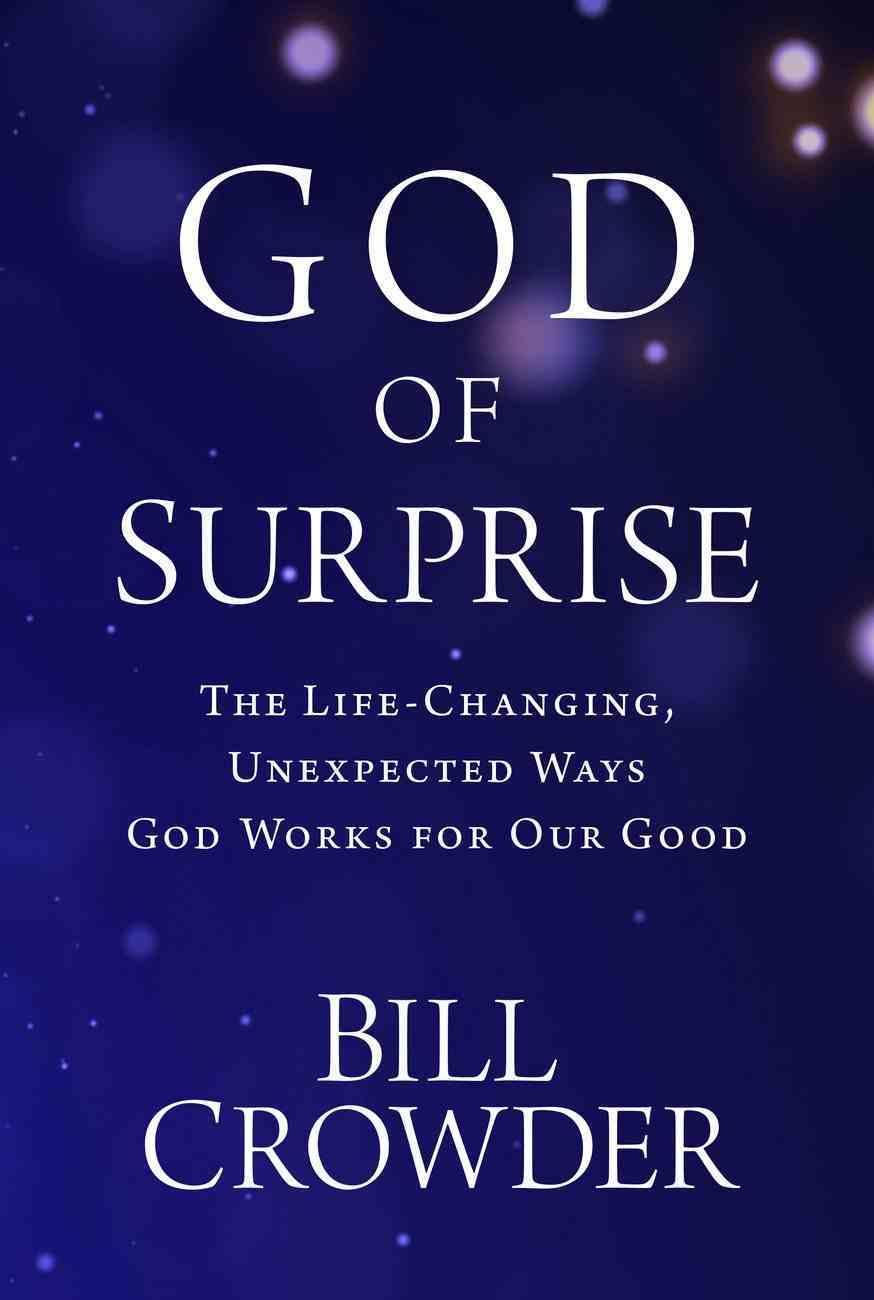 God of Surprise eBook