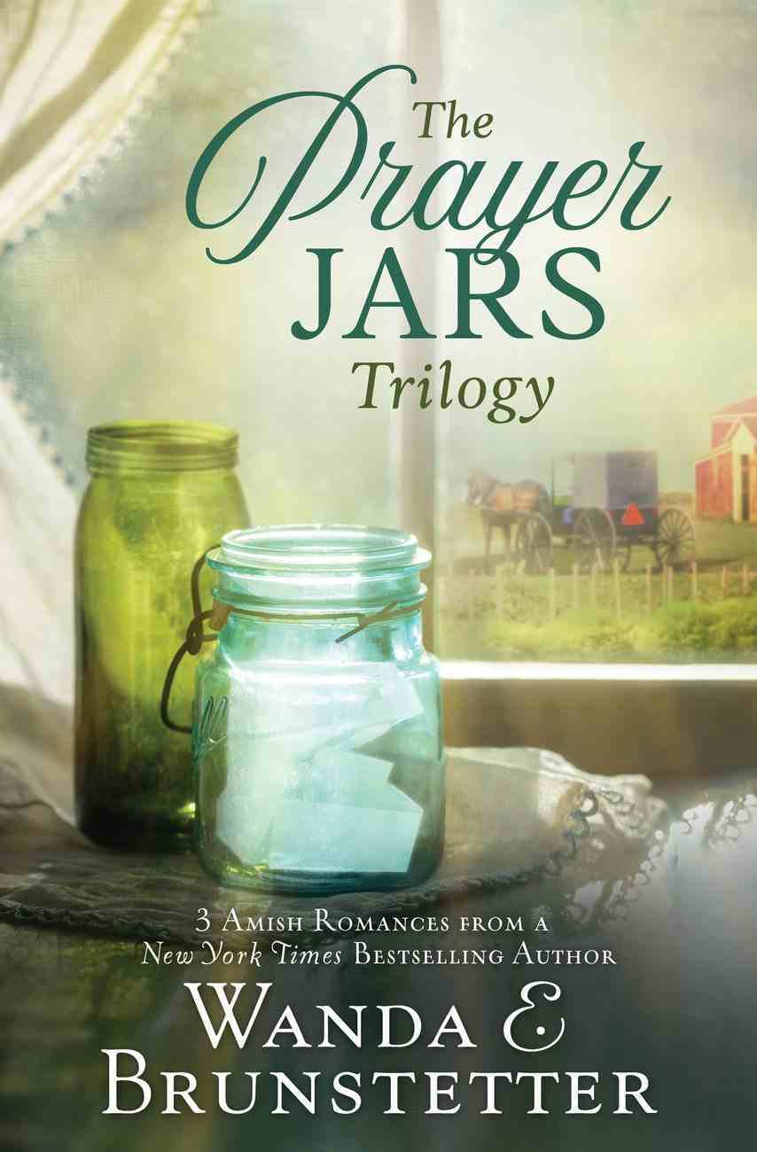 The Prayer Jars Trilogy (The Prayer Jars Series) eBook