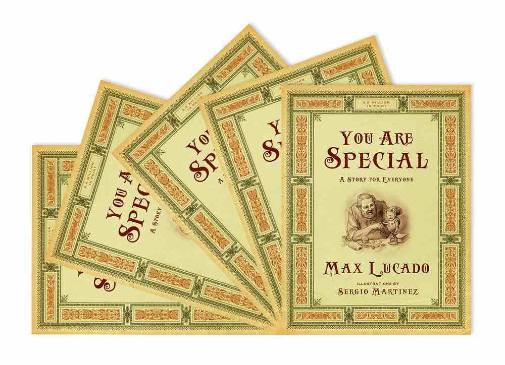 You Are Special (Pack Of 5) Paperback