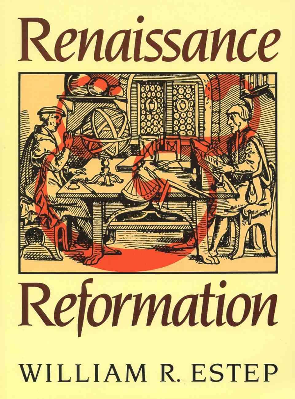 Renaissance & Reformation Paperback