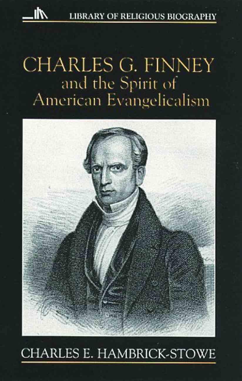Lrb: Charles G Finney Paperback