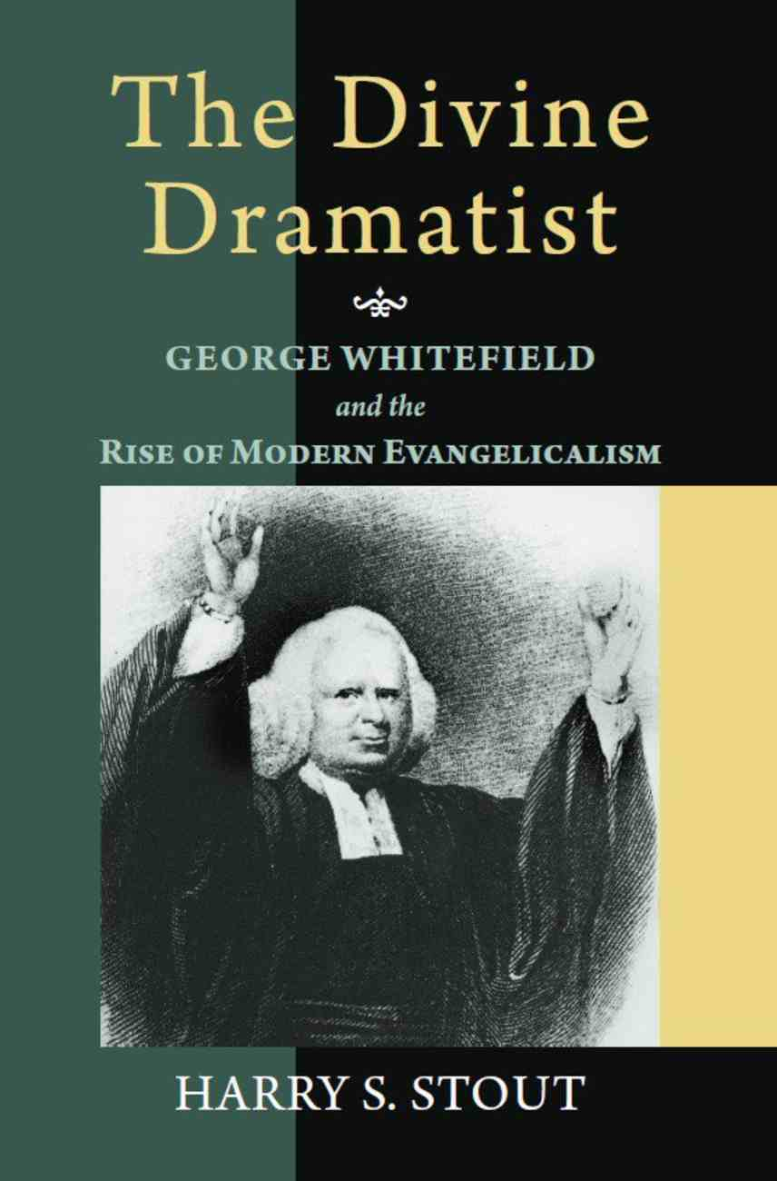 Lrb: The Divine Dramatist (George Whitefield) Paperback