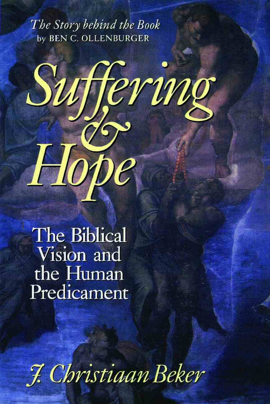 Suffering and Hope: Paperback