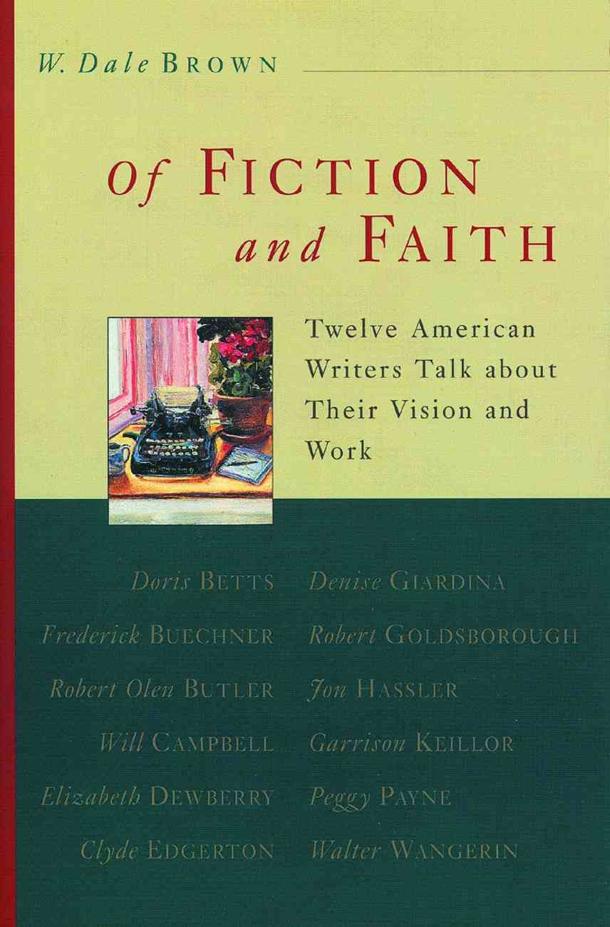 Of Faith and Fiction: Paperback