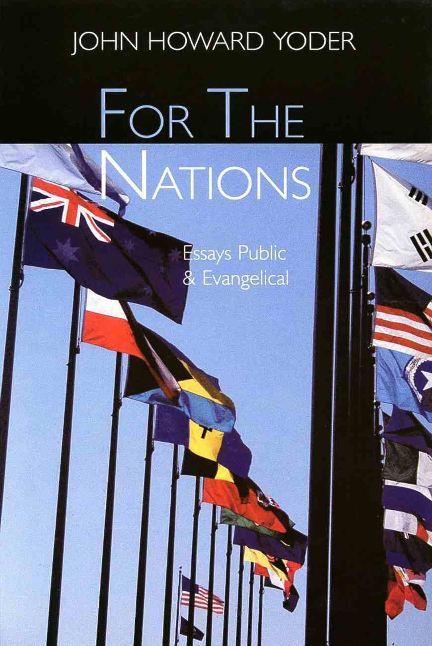 For the Nations Paperback