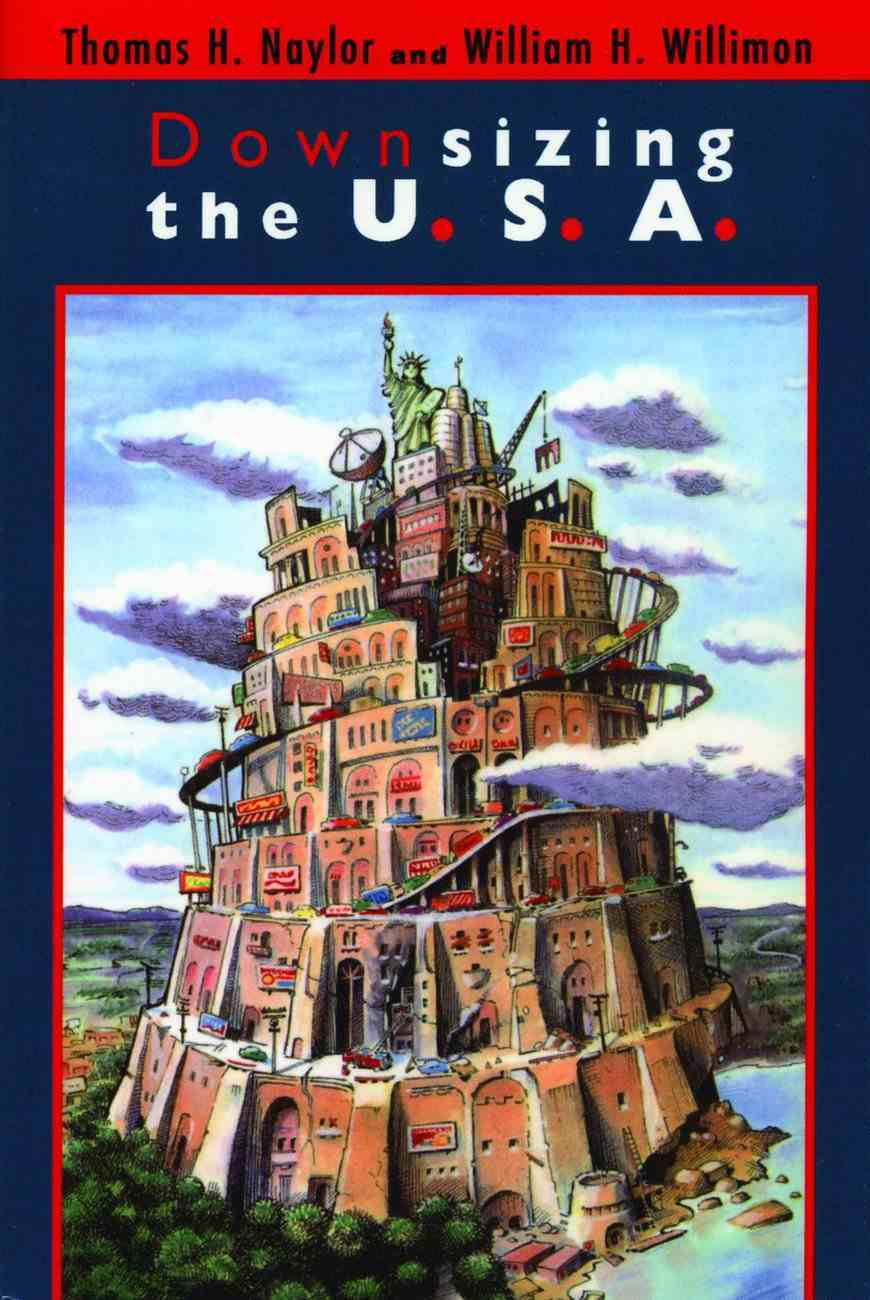 Downsizing the Usa Paperback