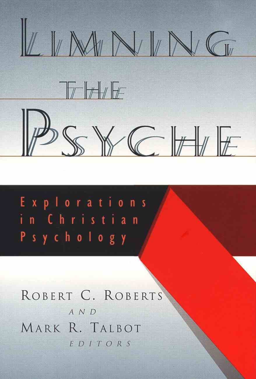 Limning the Psyche Paperback