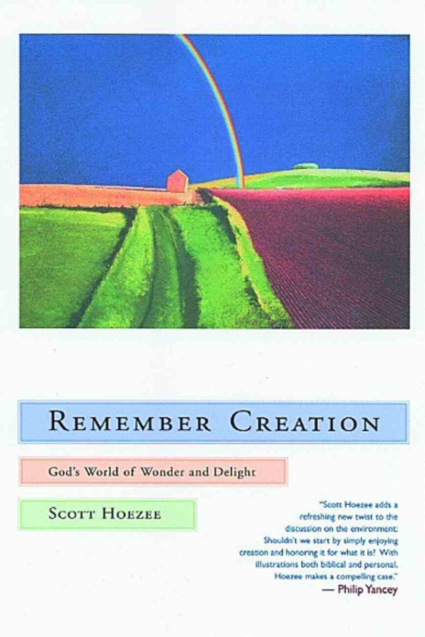 Remember Creation Paperback