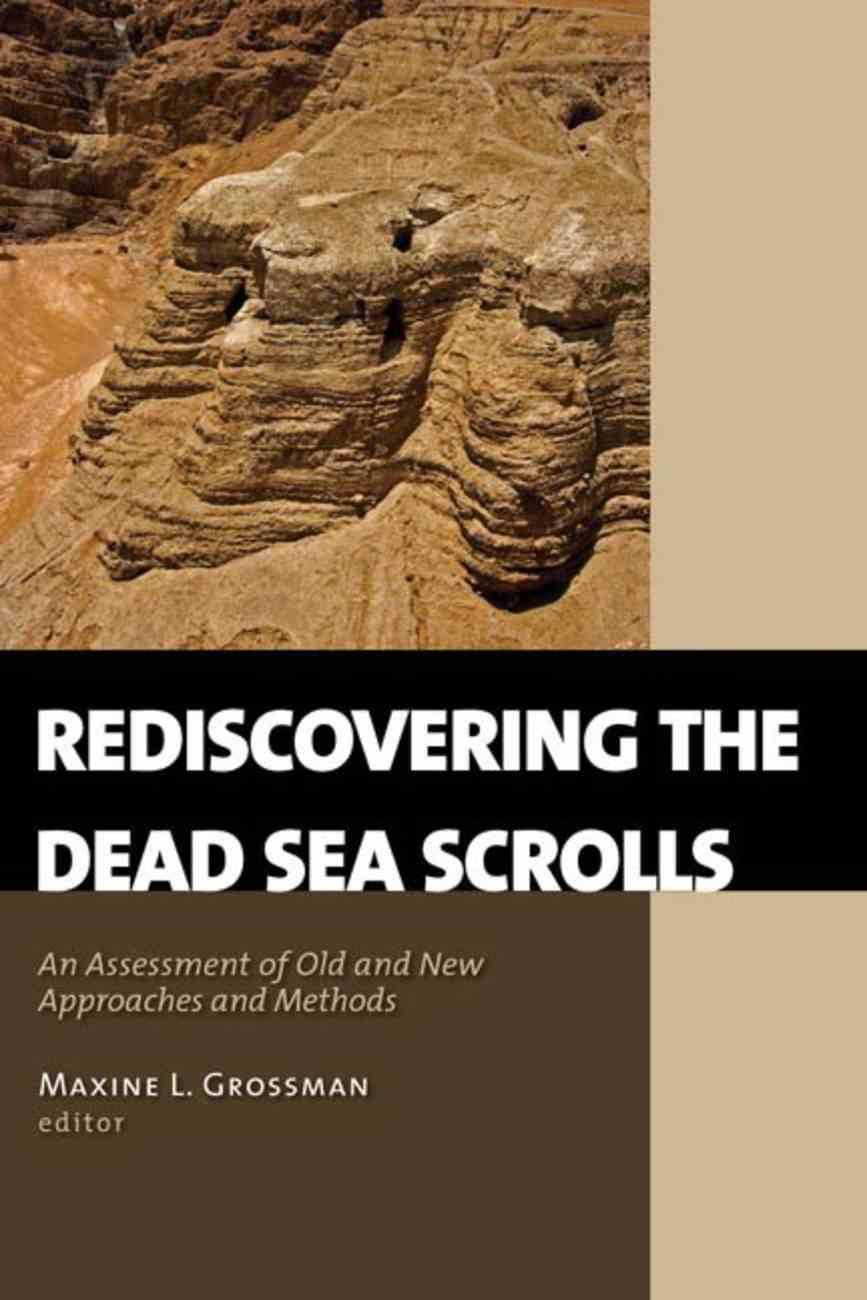 Rediscovering the Dead Sea Scrolls Paperback