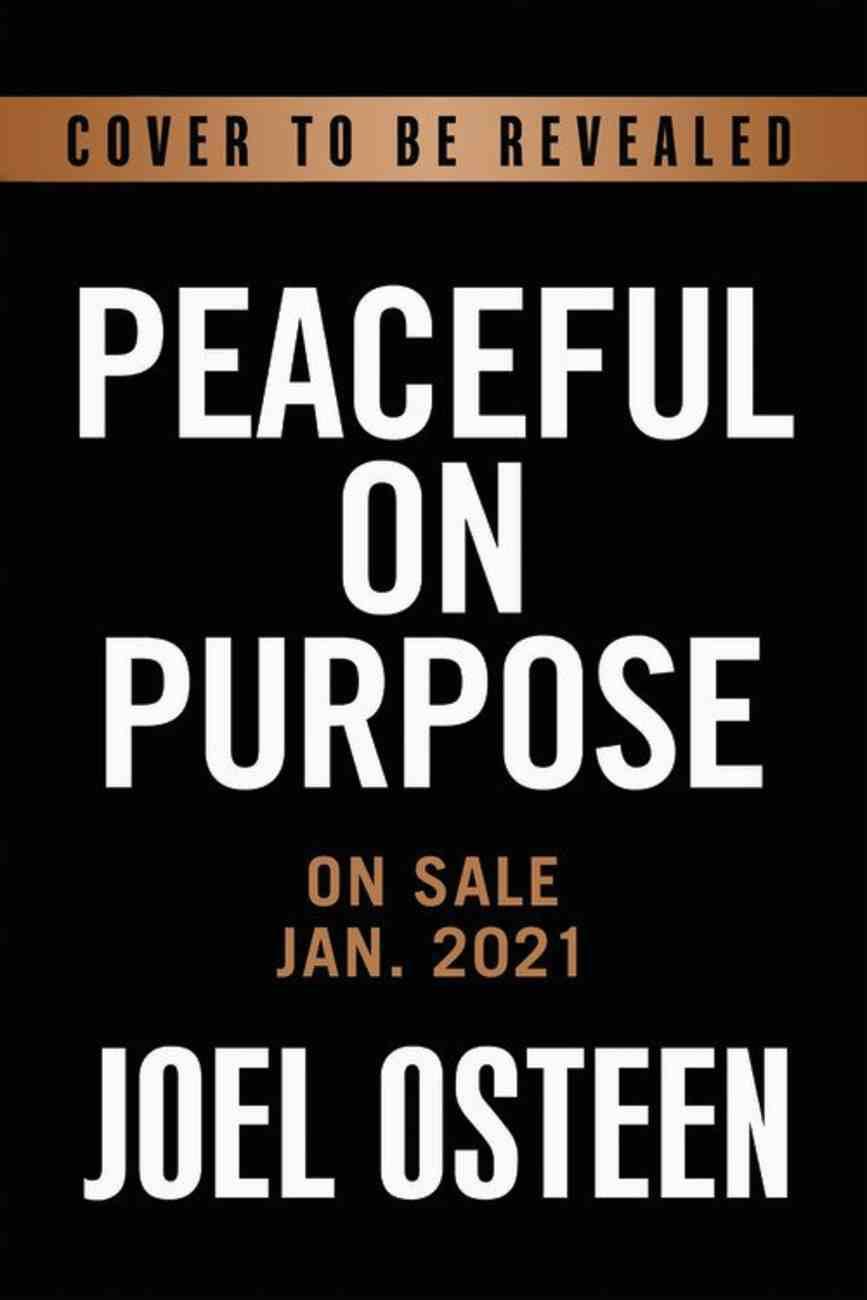 Peaceful on Purpose eBook