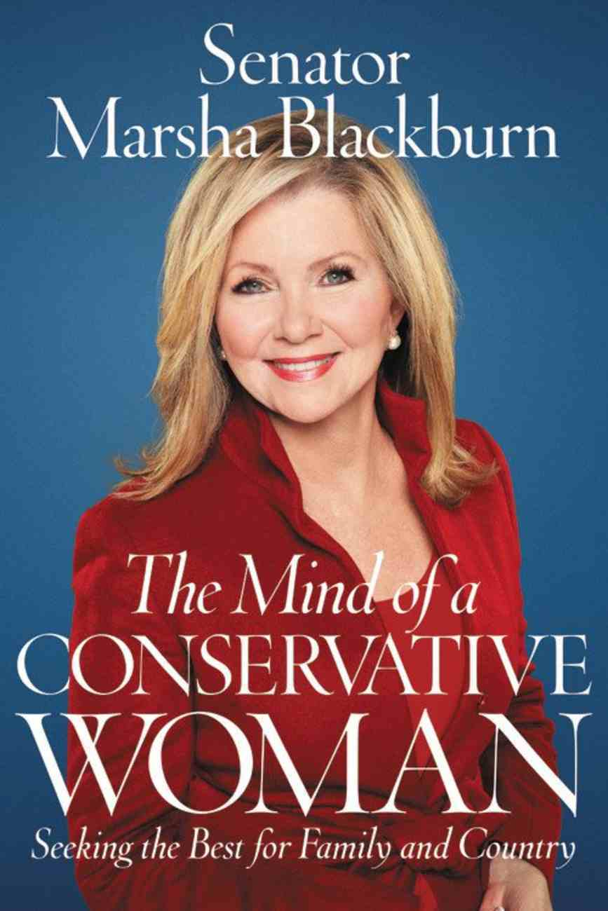 The Mind of a Conservative Woman eBook