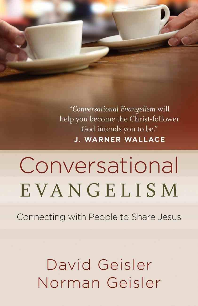 Conversational Evangelism Paperback